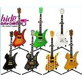 hide Guitar Collection The Guitar Legend ギター フィギュア メディアファクトリー(ノーマル7種セット)