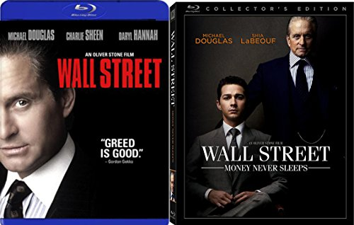 High Crime Collection - Wall Street & Wall Street: Money Never Sleeps