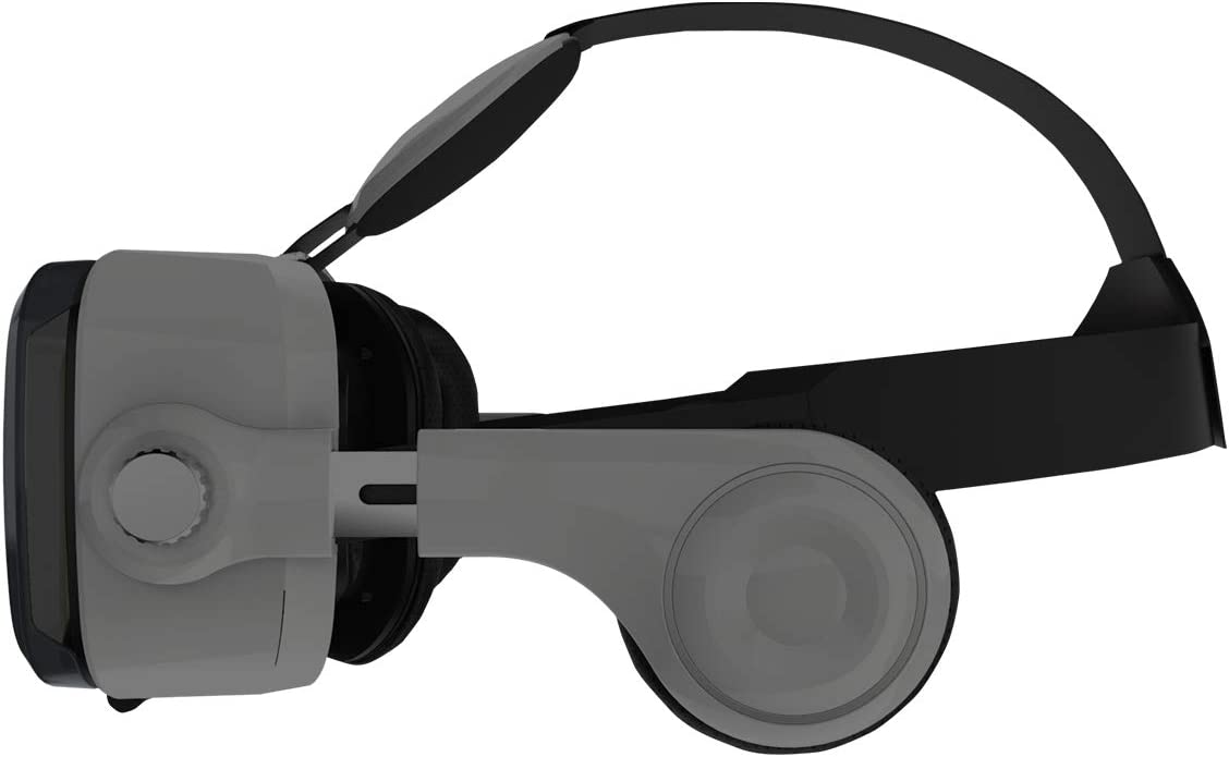 AOGUERBE 3D VR Gafas Realidad Virtual Reality Headset Auriculares ...