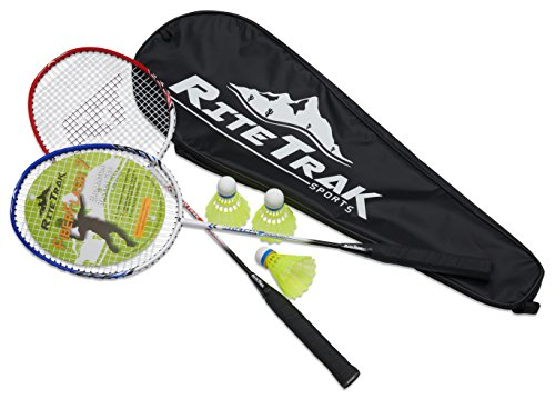 FiberFlash 7 Badminton Racket Se...