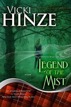 Legend Of The Mist by [Hinze, Vicki]