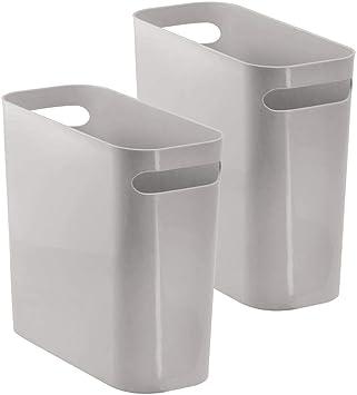 Bad Toilette Luxus integrierte Mülleimer Mülleimer Reinigungsbürsten-Set