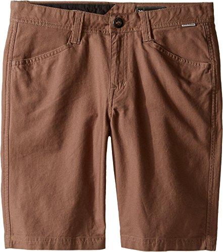 Belt Cotton Volcom (Volcom Kids Boy's VSM Gritter Shorts (Big Kids) Mushroom Shorts)
