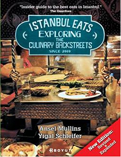Istanbul Eats: Exploring the Culinary Backstreets