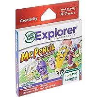 LeapFrog Mr. Pencil Guarda el juego de aprendizaje Doodleburg (funciona con LeapPad Tablets y LeapsterGS)