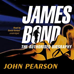 James Bond Audiobook