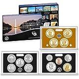 2013 S US Mint Silver Proof Set OGP