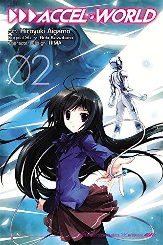 Read Online Accel World, Vol. 2 - manga (Accel World (manga)) pdf epub
