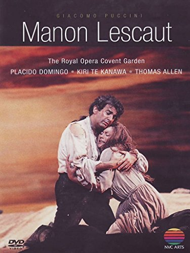 Giacomo Puccini: Manon Lescaut – Royal Opera House 1983 2001 NTSC