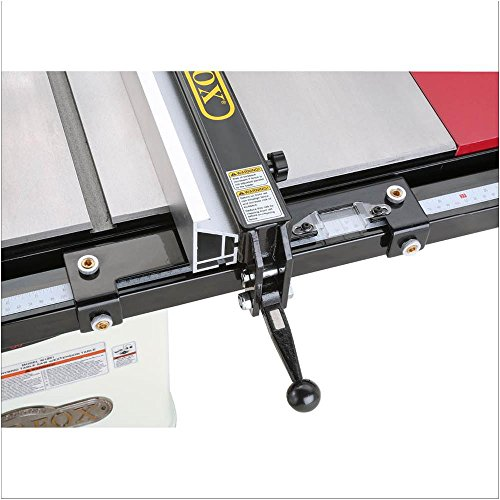 Shop Fox W1851 10 Quot Hybrid Table Saw With Extension Table