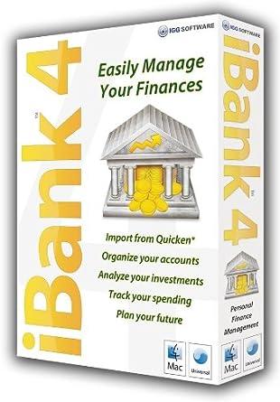 Amazon Ibank 4 Software