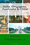 India, Singapore, Australia and China, Romeu Friedlaender Jr, 1494727145