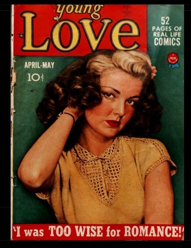Young Love #2: Golden Age Romance Comic 1949