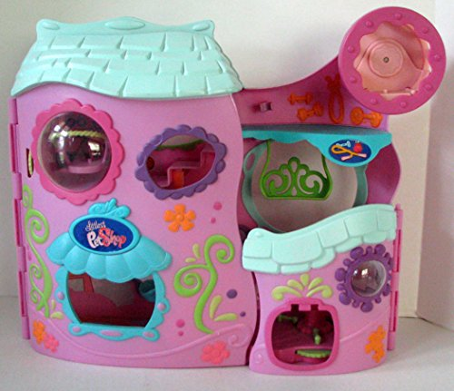 Purchase low price Littlest Pet Shop Tail Waggin Fitness Club Playset