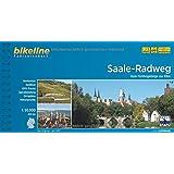 Saale-Radweg: Vom Fichtelgebirge zur Elbe. Radtourenbuch 1:50 000 GPS-Tracks-Download, wetterfest/reißfest (Bikeline Radtourenbücher)