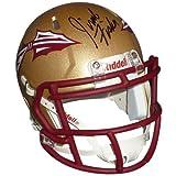Jimbo Fisher Autographed Florida State FSU Seminoles (Speed) Mini Helmet