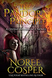 The Pandora Principle: A Paranormal Romance Novel by Noree Cosper ebook deal