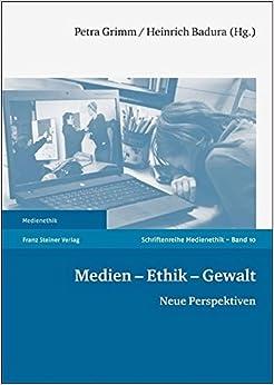 Book Medien - Ethik - Gewalt: Neue Perspektiven (German Edition)