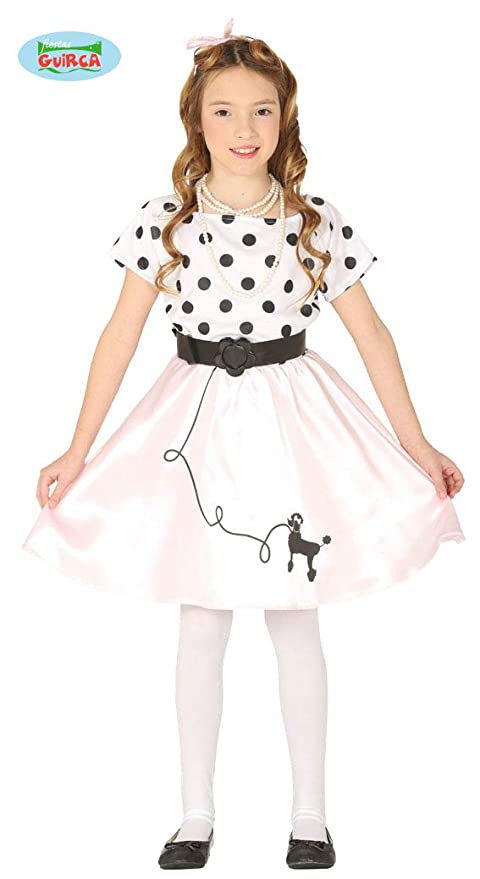 Guirca 88543 - Pin Up Infantil Talla 10 12 Años: Amazon.es ...