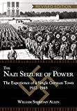 img - for The Nazi Seizure of Power: The Experience of a Single German Town, 1922-1945, Revised Edition book / textbook / text book