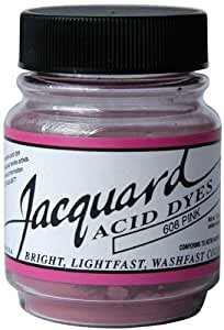 Jacquard Acid Dyes 1/2 Ounce-Pink - 643489