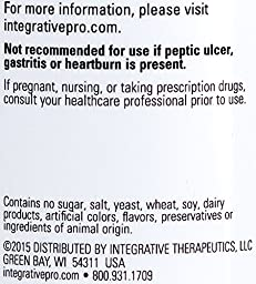 Integrative Therapeutics - Similase - Digestive Enzymes - 90 Capsules