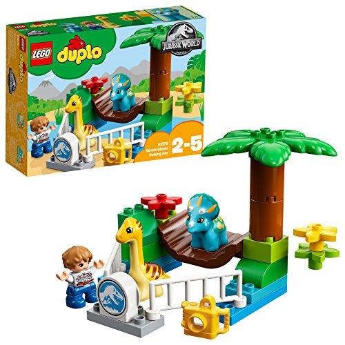 레고(LEGO)듀푸로 상냥한 공룡 들의 #져 사랑 동물원 10879
