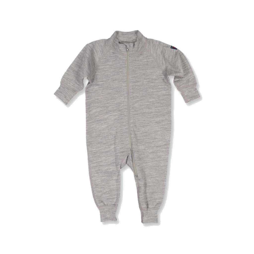 Newborn Polarn O Pyret Merino Wool Long Johns