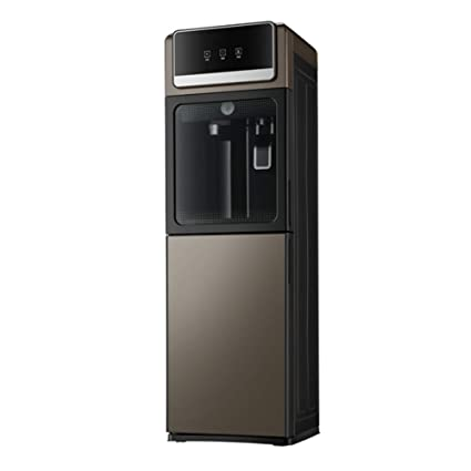 Dispensador De Agua Caliente Y Fría Vertical, Hogar Automático Aislamiento Hielo Doble Caliente Puerta De