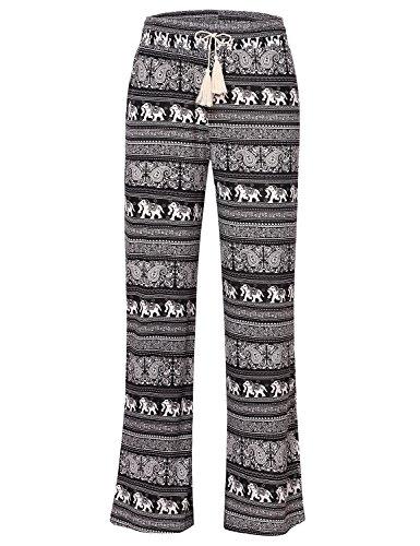 Lace Lounge Pants - 7