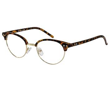 932181768c7 Image Unavailable. Image not available for. Color  EyeBuyExpress  Prescription Glasses Women Retro Style Men RX