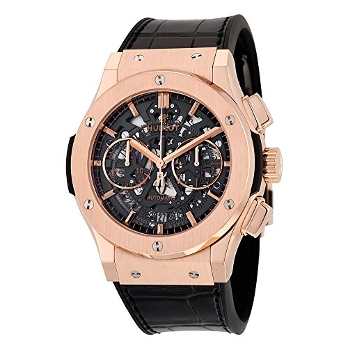 Hublot Classic Fusion Aero King Gold Men's Automatic Chronograph - 525.OX.0180.LR