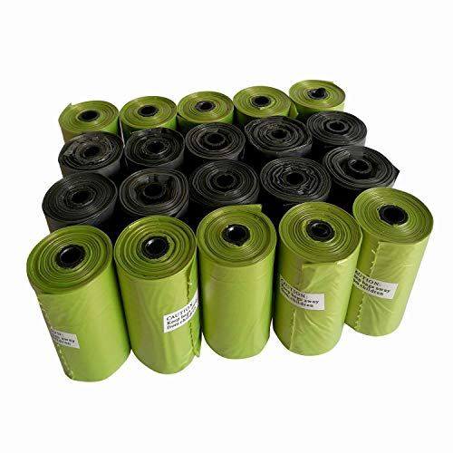 Supron Dog Waste Poop Bags 300 Count Biodegradable