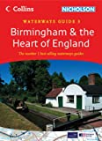 Collins/Nicholson Waterways Guides (3) – Birmingham and the Heart of England