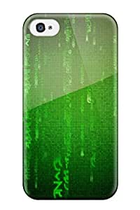 Anne Harris Pena's Shop New Style Hot Tpye Glass Matrix Case Cover For Iphone 4/4s 5041574K36724732