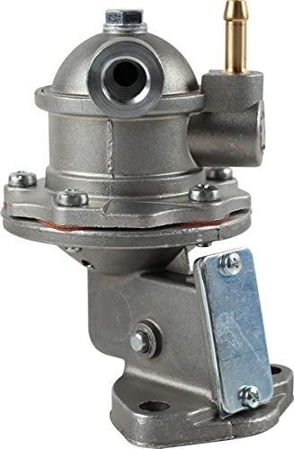Bus thru 1971 113127025D Fuel Pump for use with Generator For VW Beetle /& Ghia thru 1973