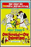 101 Dalmations Movie Poster 24in x 36in