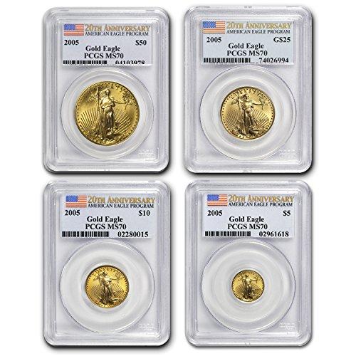 Eagle 4 Coin - 1