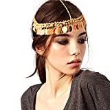 Sannysis(TM) Luxury Tassels Head Chain Headband Head shiny Review and Comparison