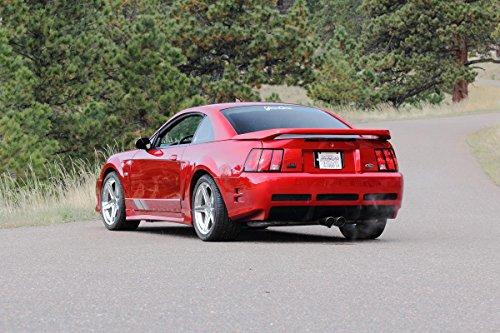 Gifts Delight Laminated 36x24 Poster: 2001 Ford Mustang Saleen