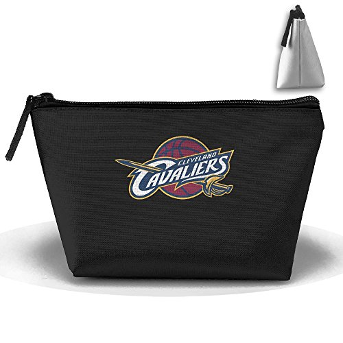 Beert Lester Women's Cleveland-Cavaliers-Primary-Logo Toiletry Bag Fashion Household Storage Pack
