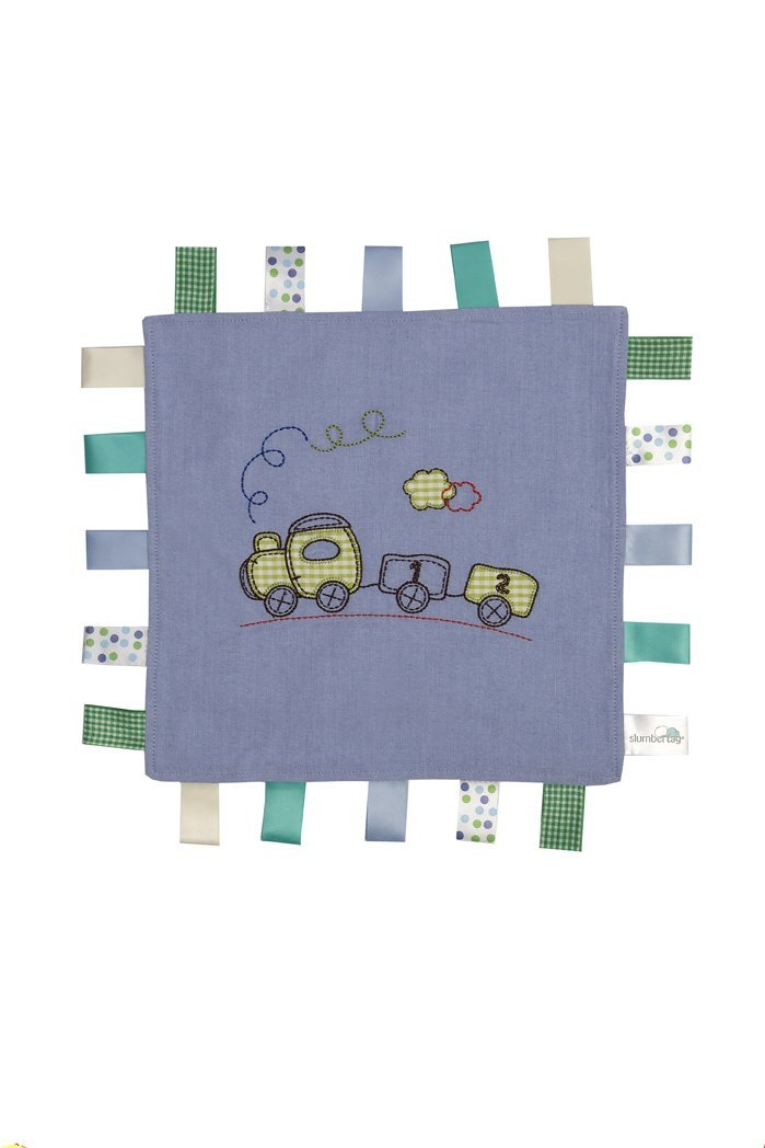 Taggy Blanket Taggy Blanket Elephant and Chick Animal Tag Pink Baby Tag Plain Pink Textured Underside Pink with Giraffe