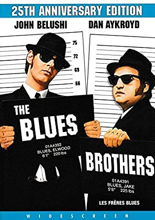 Amazon.com  The Blues Brothers (Widescreen 25th Anniversary Edition ... 95017e90170b