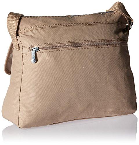 Convertible Solid Kipling Hummus Aisling Crossbody Body Cross Bag 6vIwnq1xwA