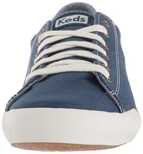 Keds Womens Lex Ltt Fashion Sneaker Peacoat Blu Scuro