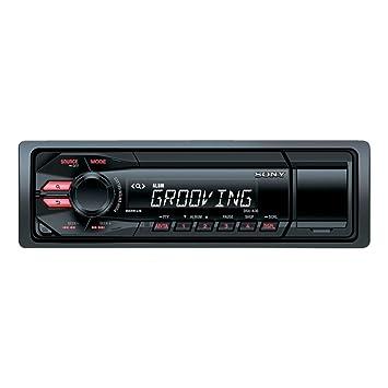 Sony DSXA30 - Radio estéreo sin CD para coche (con conexión USB y auxiliar frontales): Amazon.es: Electrónica