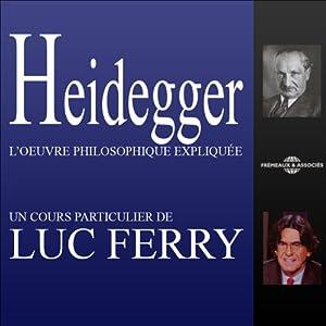 Heidegger Speech