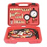 fuel pressure gauge adapter tbi - PMD Products MASTER Fuel Injection Pump Pressure Tester Test Kit