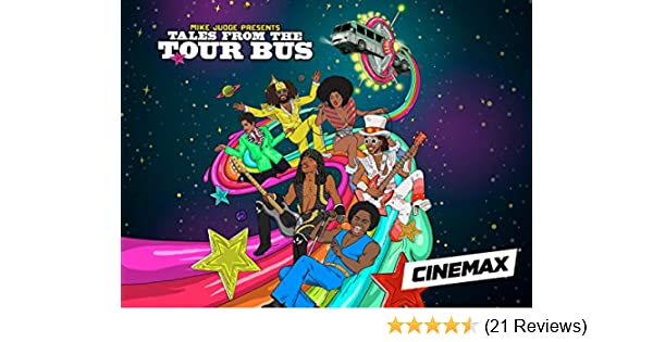 mike judge presents tales from the tour bus stream