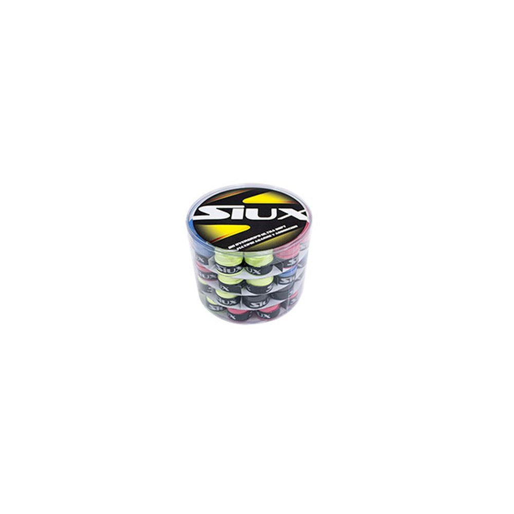 CUBO 60 OVERGRIPS SIUX ULTRA SOFT COLORES: Amazon.es: Deportes y ...